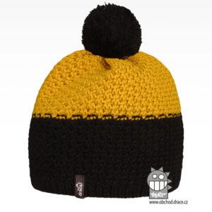 Čepice pletená Swiss - vzor 18