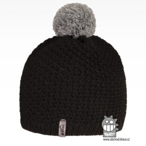 Čepice pletená Swiss - vzor 21