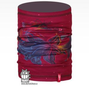 Nákrčník / multifunkční šátek - vzor 35